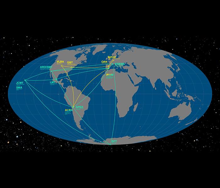 VLBI Data Series 4, Model Comparison