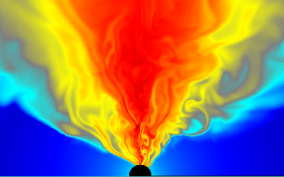 Astrophysics Empowered by the EHT: GRMHD Simulations, Session 2